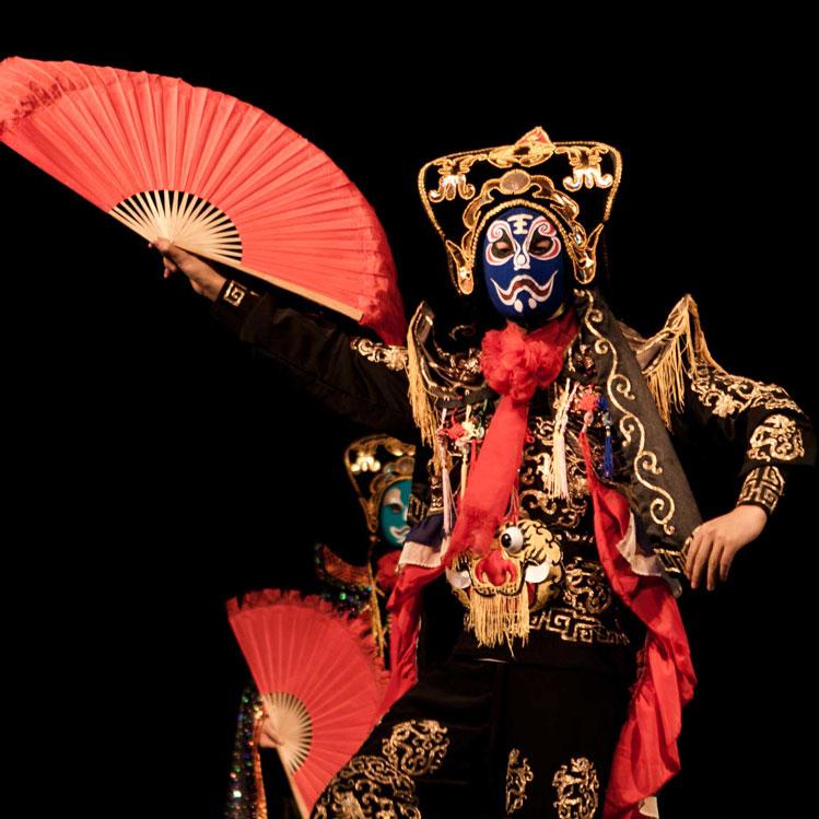 فرقة أنهوي للألعاب البهلوانية – الصين