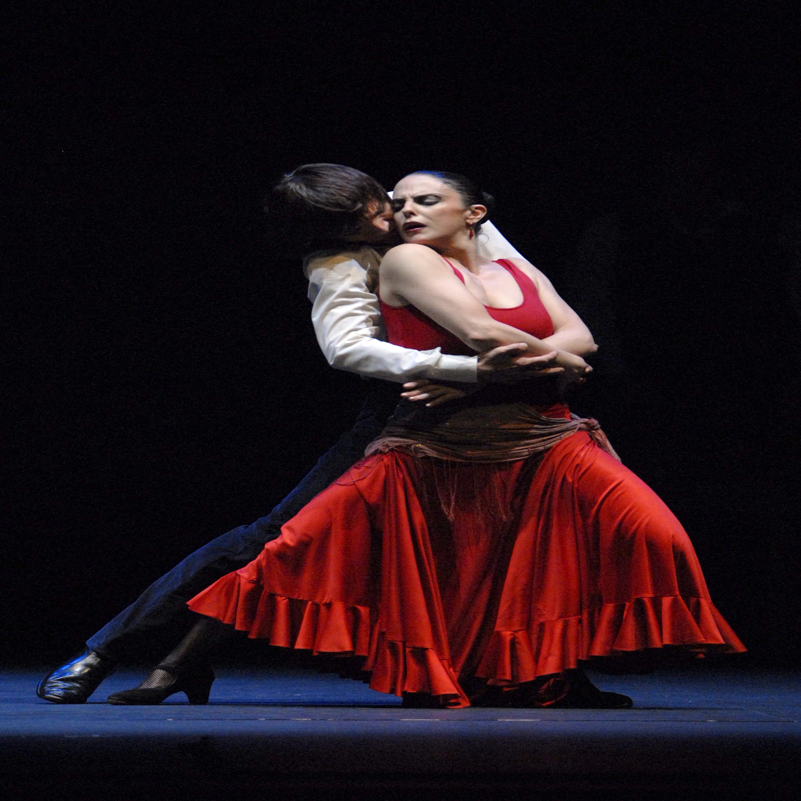 فرقة الرقص الأسبانية أنطونيو جاديس